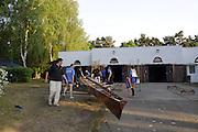 Grunau, GERMANY,  Gv's.  around the Grunau Olympic [1936] Rowing Course,  Thursday,  15/05/2008   [Mandatory Credit Peter Spurrier/ Intersport Images] Berlin,Grunau