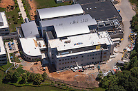 Aerial Photography of the Qiagen Campus in Germantown MD