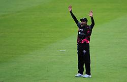 Mahela Jayawardene of Somerset appeals.  - Mandatory by-line: Alex Davidson/JMP - 15/07/2016 - CRICKET - Cooper Associates County Ground - Taunton, United Kingdom - Somerset v Middlesex - NatWest T20 Blast