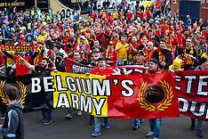 Scotland v Belgium - 07 September 2018