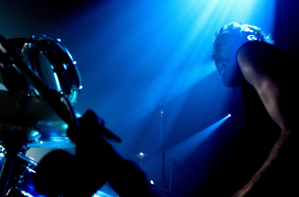 Belo Horizonte_MG, Brasil...Show de lancamento do CD Falcatrua e o Pau de Arara Espacial em Belo Horizonte...The Falcatrura show of the CD Falcatrua e o Pau de Arara Espacial in Belo Horizonte...Foto: BRUNO MAGALHAES / NITRO..