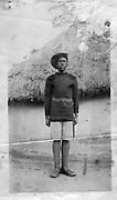 Nubian soldier.