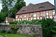 Haus Lorenz, Radebeul bei Dresden, Sachsen, Deutschland.|.Haus Lorenz, Radebeul near Dresden, Germany