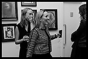 SOPHIA BARCLAY; LADY IONA MURRAY, New Work: William Foyle, Royal College of art. Kensington Gore, London.  1 December 2015