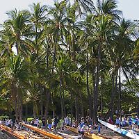 Great Waikoloa Canoe Race 2007