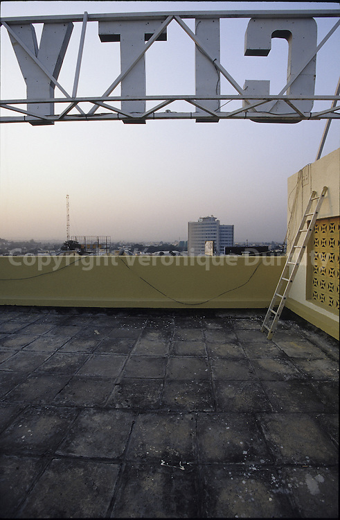 CITY CENTER ROOF, BRAZZAVILLE, CONGO