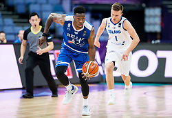 Thanasis Antetokounmpo of Greece during basketball match between National Teams of Greece and Iceland at Day 1 of the FIBA EuroBasket 2017 at Hartwall Arena in Helsinki, Finland on August 31, 2017. Photo by Vid Ponikvar / Sportida