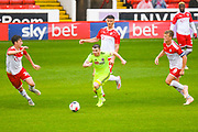 Sheffield United John Fleck (4) in action during the Pre-Season Friendly match between Barnsley and Sheffield United at Oakwell, Barnsley, England on 27 July 2019.