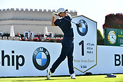 Rory McIlroy during the BMW PGA Championship at Wentworth Club, Virginia Water, United Kingdom on 18 September 2019.