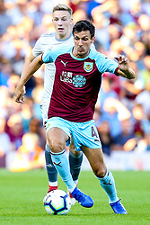 Jack Cork of Burnley - Mandatory by-line: Robbie Stephenson/JMP - 02/08/2018 - FOOTBALL - Turf Moor - Burnley, England - Burnley v Aberdeen - UEFA Europa League Second Qualifier, 2nd Leg