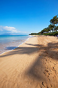 Keawakapu Beach, Wailea, Maui, Hawaii