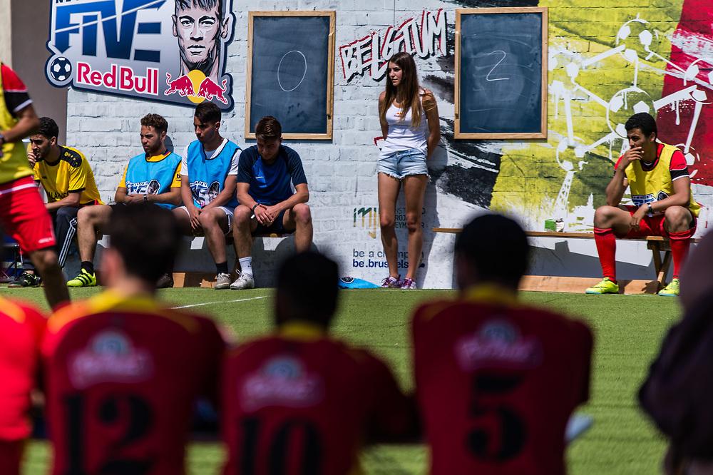 Neymar's Jr Five Final, Brussels, Belgium. May 28, 2017
