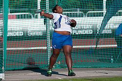 WELEPA Rose, 2014 IPC European Athletics Championships, Swansea, Wales, United Kingdom