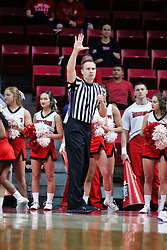 NORMAL, IL - January 05: K.B. Burdett Jr. during a college basketball game between the ISU Redbirds and the University of Evansville Purple Aces on January 05 2019 at Redbird Arena in Normal, IL. (Photo by Alan Look)