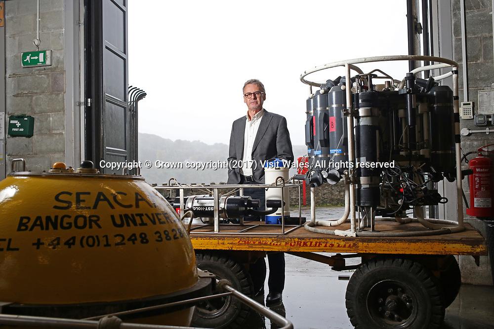 Professor Colin Jargo<br /> The Marine Centre <br /> Bangor University<br /> <br /> Keith Freeburn