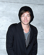 Nate Reuss attends the Charlotte Ronson presentation during the Mercedes-Benz Fall/Winter 2015 shows at the Pavilion in Lincoln Center in New York City, New York on February 13, 2015.