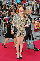 LONDON - JULY 03: Katy B attended the European Film Premiere of 'Katy Perry: Part Of Me' at the Empire Cinema, Leicester Square, London, UK. July 03, 2012. (Photo by Richard Goldschmidt)