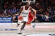 Johnson-Odom Darius<br /> A|X Armani Exchange Olimpia Milano - Grissin Bon Reggio Emilia<br /> Basket Serie A LBA 2019/2020<br /> Milano 01 December 2019<br /> Foto Mattia Ozbot / Ciamillo-Castoria