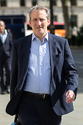 © Licensed to London News Pictures. 06/06/2019. London, UK. Education Secretary Damian Hinds seen in Westminster. Photo credit : Tom Nicholson/LNP