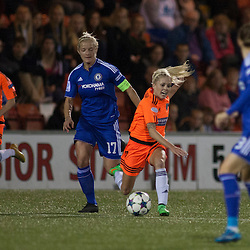 Glasgow City v Chelsea | Women's Champions League  | 14 October 2015