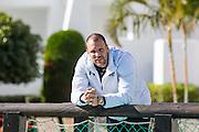 ESTEPONA - 05-01-2016, AZ in Spanje 5 januari, AZ speler Ron Vlaar