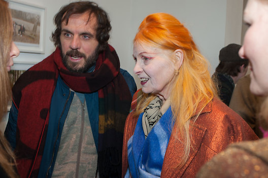 ANDREAS KRONTHALER; VIVIENNE WESTWOOD, Juergen Teller: Woo, Institute of Contemporary Arts, London. 22 January 2012