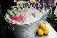 Scottsdale - Mike's Hard Lemonade and Tasting Table at Smokehaus on Wednesday evening May 17th, 2016 in Scottsdale.