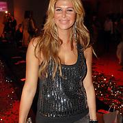 NLD/Amsterdam/20070324 - Modeshow Danie Bles 2007, Estelle Gullit - Cruyff