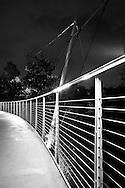 Liberty Bridge at Night - Downtown Greenville, SC