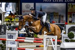 KOOLS Jasper (GER), Chatto<br /> Grand Prix von Volkswagen<br /> Int. jumping competition over two rounds (1.55 m) - CSI3*<br /> Comp. counts for the LONGINES Rankings<br /> Braunschweig - Classico 2020<br /> 08. März 2020<br /> © www.sportfotos-lafrentz.de/Stefan Lafrentz