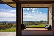 cider suite at borrodell vineyard, just out of orange, nsw, australia