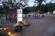"""BMW motorcycle at 2009 Rawhyde Adventure Challenge """"rodeo"""""""