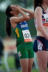 HIPOLITO Veronica, BRA, 200m, T38, 2013 IPC Athletics World Championships, Lyon, France
