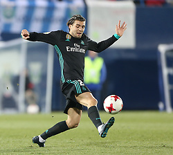 January 18, 2018 - Leganes, Spain - Mateo Kovacic of Real Madri in action during the Spanish Copa del Rey, Quarter Final, First Leg match between Leganes and Real Madrid at Estadio Municipal de Butarque on January 18, 2018 in Leganes, Spain  (Credit Image: © Raddad Jebarah/NurPhoto via ZUMA Press)