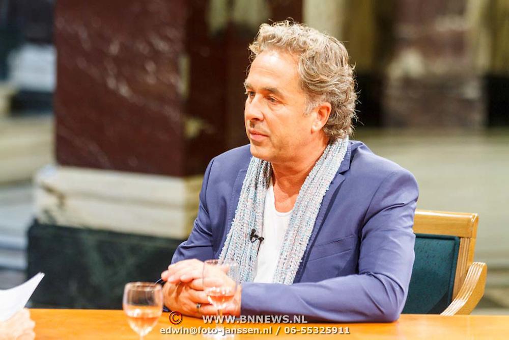 NLD/Amsterdam/20150821 - opname Life is Beautiful, Bart Bosch