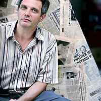 Nederland,Amsterdam ,24 augustus 2008..Arnoud W. A. Boot .Hoogleraar Ondernemingsfinanciering en Financiële Markten Universiteit van Amsterdam. Arnoud W. A. Boot, professor of Business Finance and Financial Markets University of Amsterdam.