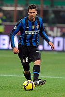Thiago Motta<br /> Inter-Roma 1-1<br /> Campionato di calcio serie A 2009/2010<br /> Milano, 08.11.2009<br /> Foto Paolo Bona Insidefoto