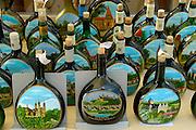 Bocksbeutel, fränkischer Wein