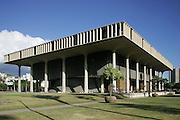 State Capitol Bldg., Honolulu, Oahu, Hawaii<br />