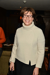 KATE SILVERTON at a party to celebrate the publication of The Stylist by Rosie Nixon held at Soho House, London on 10th February 2016.