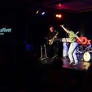 Ayan Imai-Hall and friends perform at TEDx PiscataquaRiver at 3S Artspace in Portsmouth, NH on May 3, 2013
