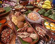 Hawaiian luau food, Hawaii