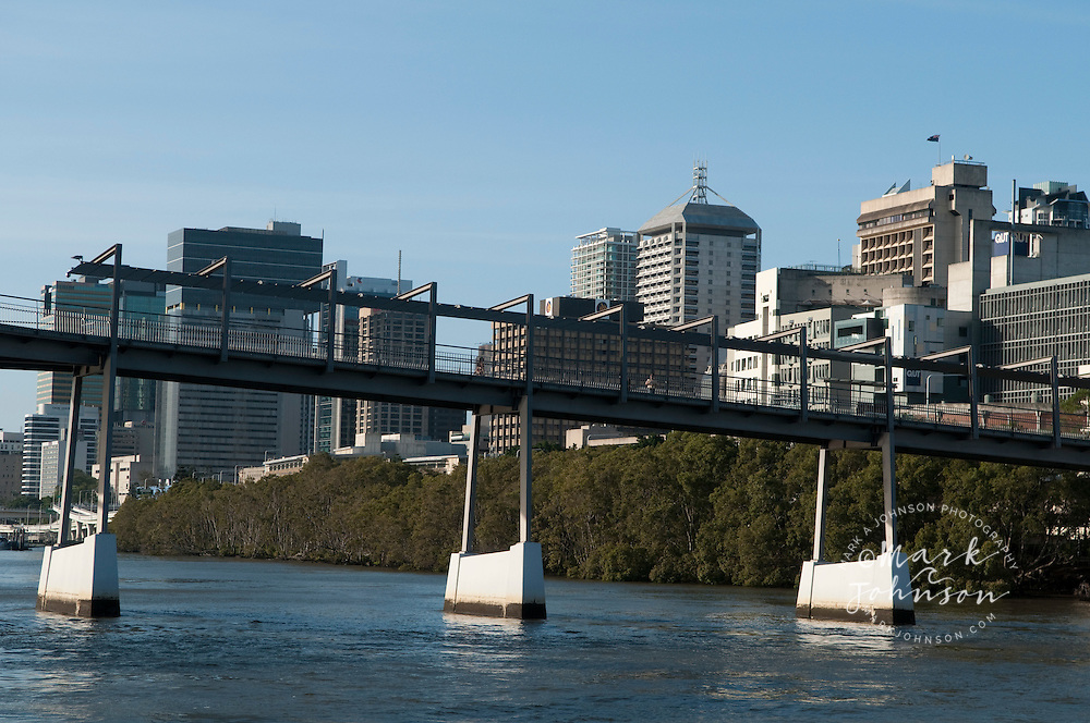 Goodwill Bridge, Brisbane, Queensland, Australia