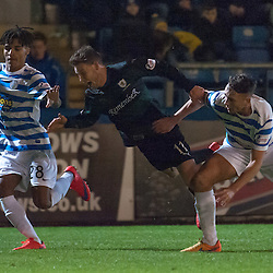 Morton v Raith Rovers | Scottish Championship | 18 December 2015