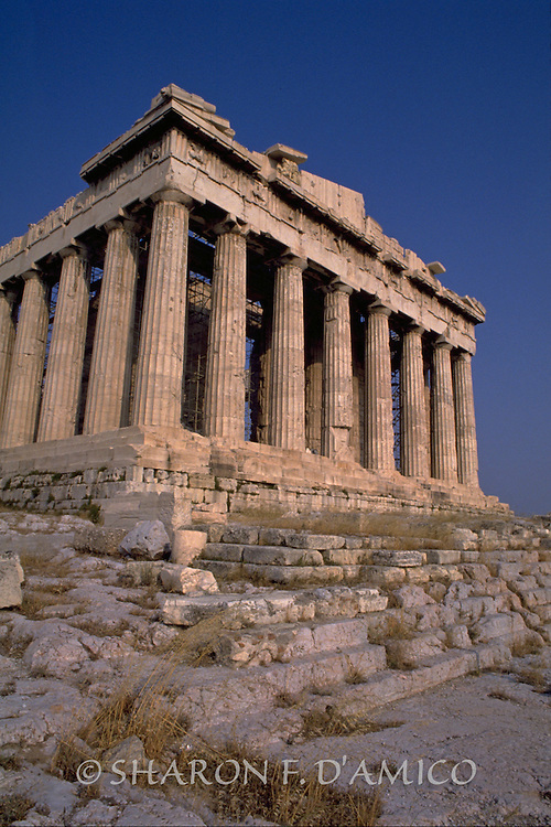 The Parthenon, Ancient Monument to Athena
