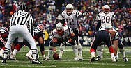 The offense, New England Patriots @ Buffalo Bills, 11 Dec 05, 1pm, Ralph Wilson Stadium, Orchard Park, NY