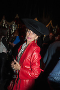 LADY HENRIETTA ROUS,  My Left Boob: A Cancer Diary by Sally Farmiloe-Neville , Sally Farmiloe - book launch party, Angels, 201 Wardour Street, London, W1F 8ZH