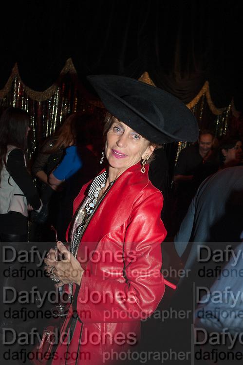 LADY HENRIETTA ROUS,  My Left Boob: A Cancer Diary by Sally Farmiloe-Neville , Sally Farmiloe - book launch party, Angels, 201 Wardour Street, London, W1F 8ZH