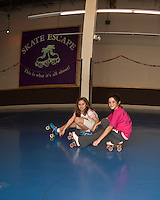 Skate a Thon at Skate Escape in Laconia to benefit the 2012 WLNH Children's Auction.