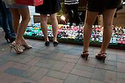 Legs and Shoes - Seoul - South Korea
